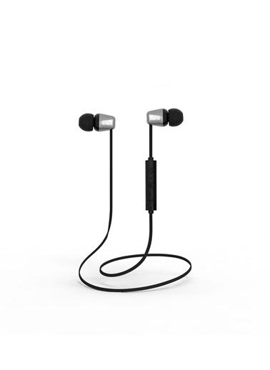 MF Product MF Product Acoustic 0133 Mikrofonlu Boyun Askılı Kulak İçi Kablosuz tooth Kulaklık Siyah